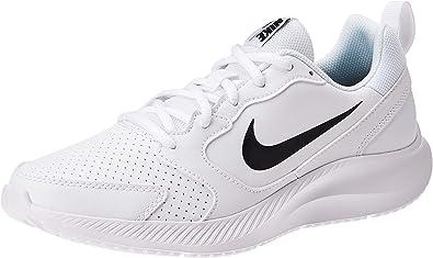 Nike Damen Todos Laufschuhe, Bianco