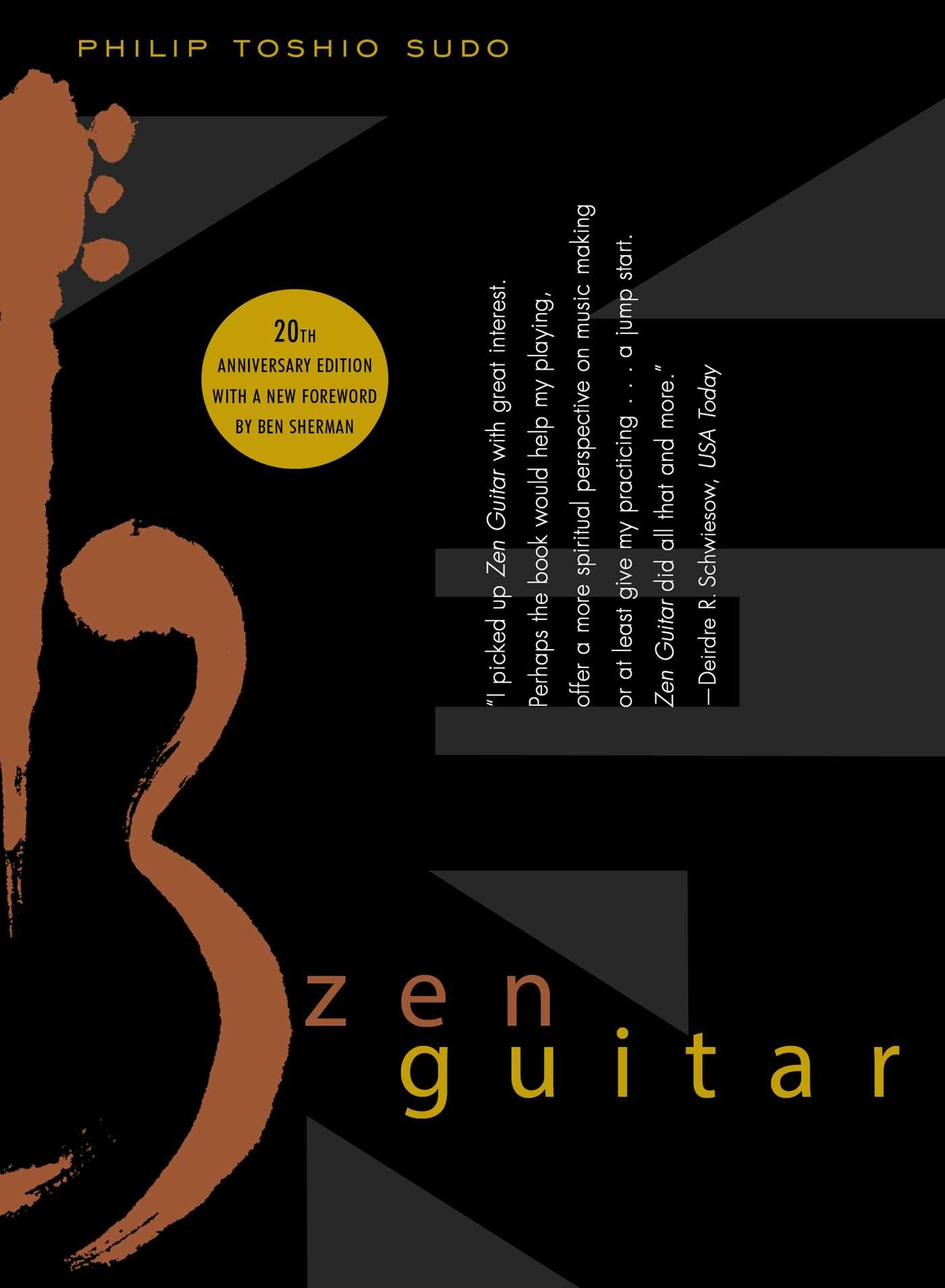 Zen Guitar Philip Toshio Sudo 9780684838779 Amazon Books