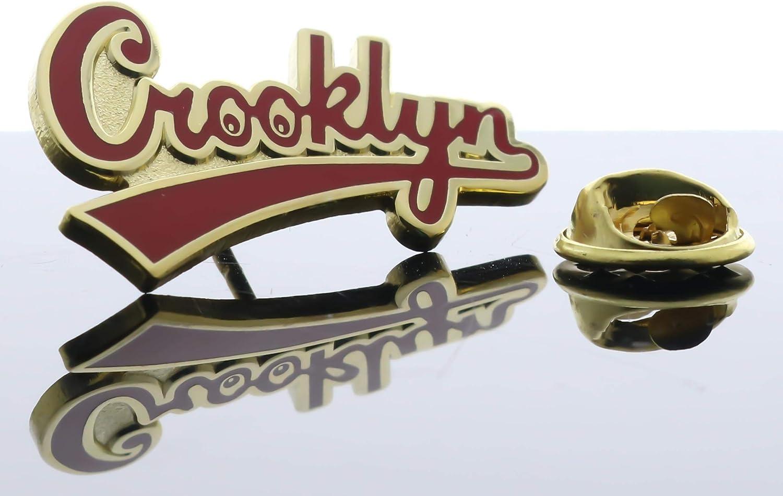 Crooklyn Hat or Lapel Pin PSPcrooklyn