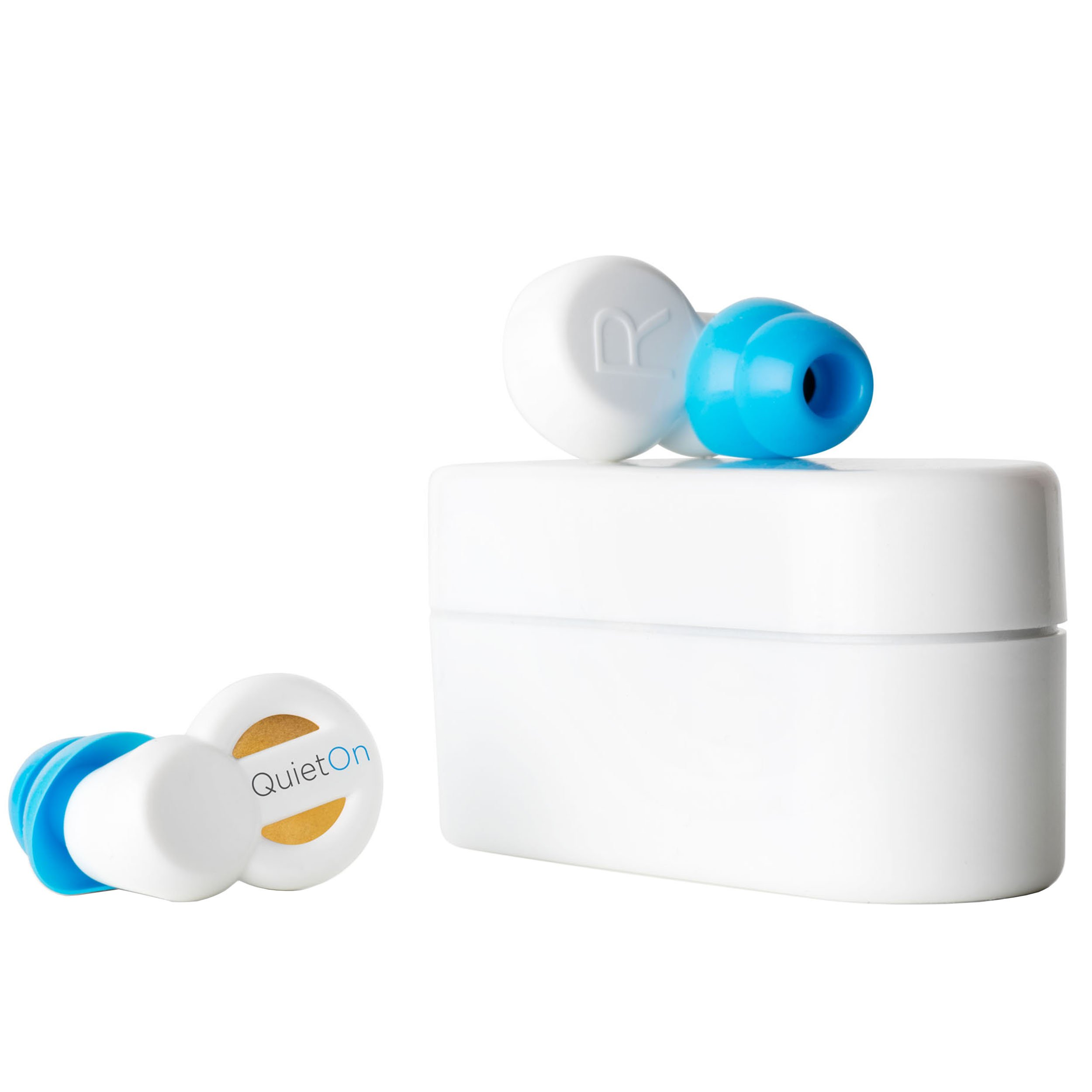 QuietOn Active Noise Cancelling Ear Plugs up to 40dB