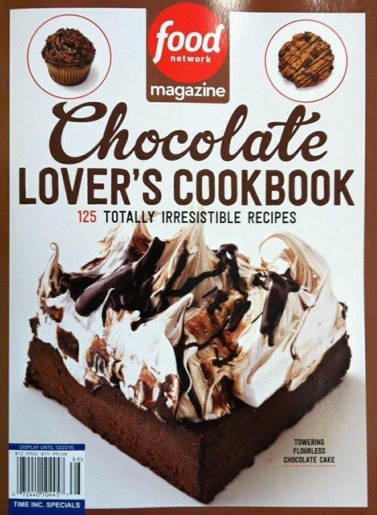 Food Network Chocolate Lover's Cookbook (Single Issue Magazine) ebook