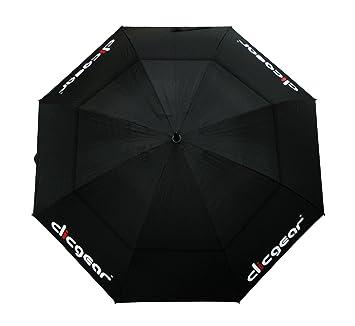 Clicgear 68u201d Double Canopy Golf Umbrella (Black)  sc 1 st  Amazon.com & Amazon.com : Clicgear 68
