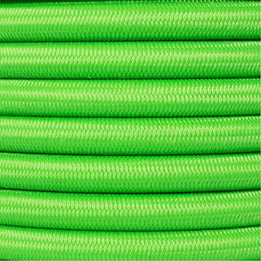 """1//8/"""" Elastic Bungee Nylon Shock Cord 2.5mm 1//32 3//16 1//4 5//8 1//16 3//8 1//2 inch PARACORD PLANET Crafting Stretch String 10 25 50 /& 100 Foot Lengths Made in USA 5//16"""