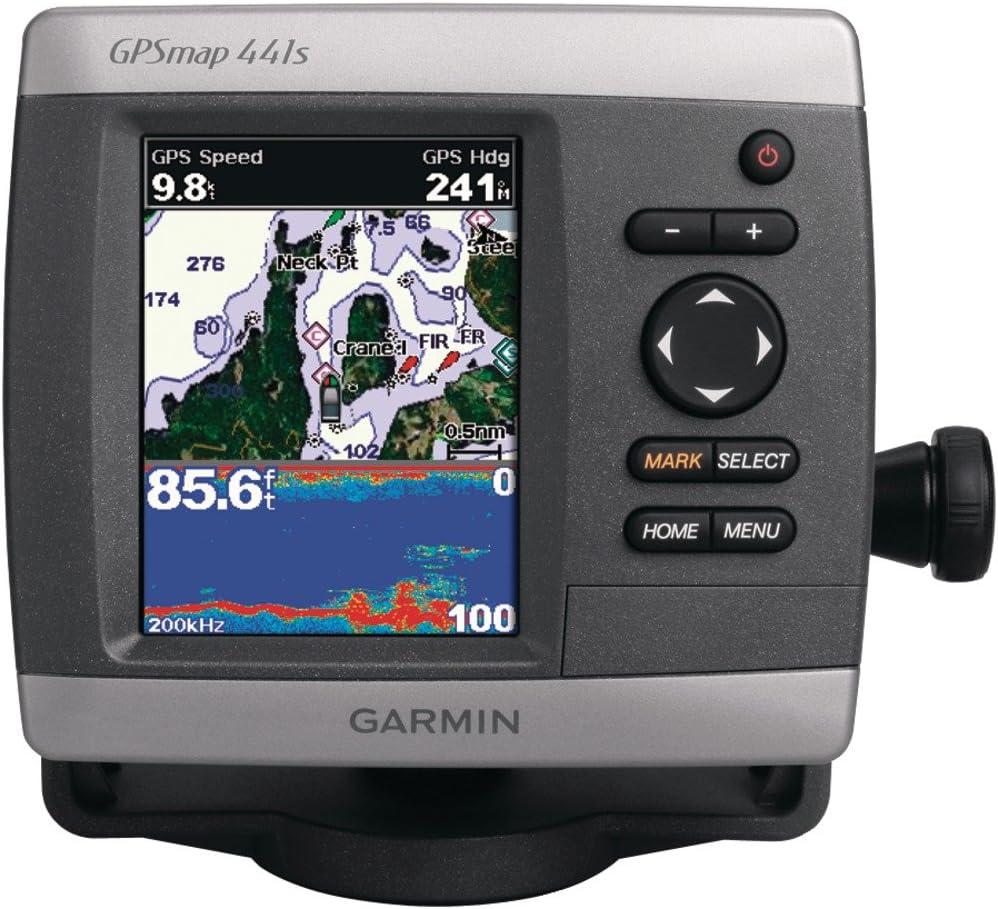 Garmin GPSMAP 441s Fijo 4
