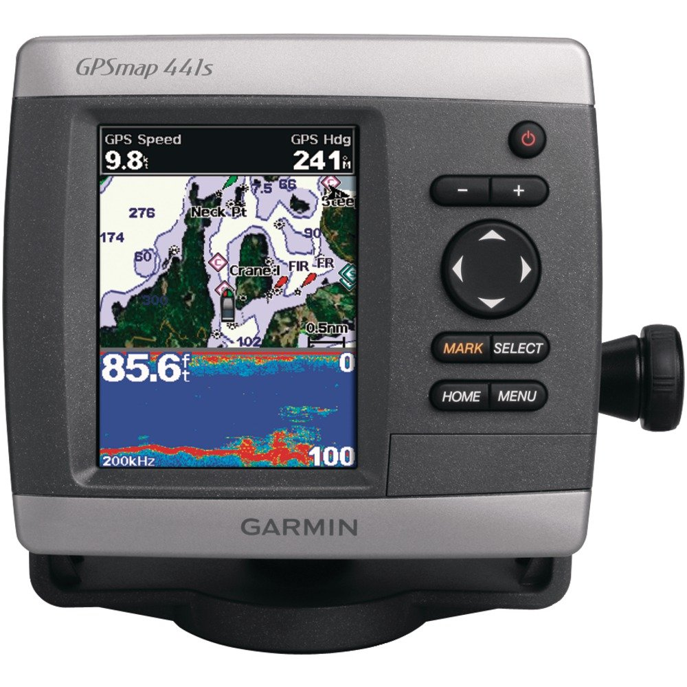 Garmin 441s Gps Wiring Diagram Library Marine Amazoncom Gpsmap 4 Inch Waterproof And Chartplotter With