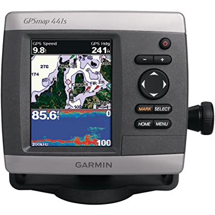 Amazoncom Garmin GPSMAP S Inch Waterproof Marine GPS And - Gps amazon com