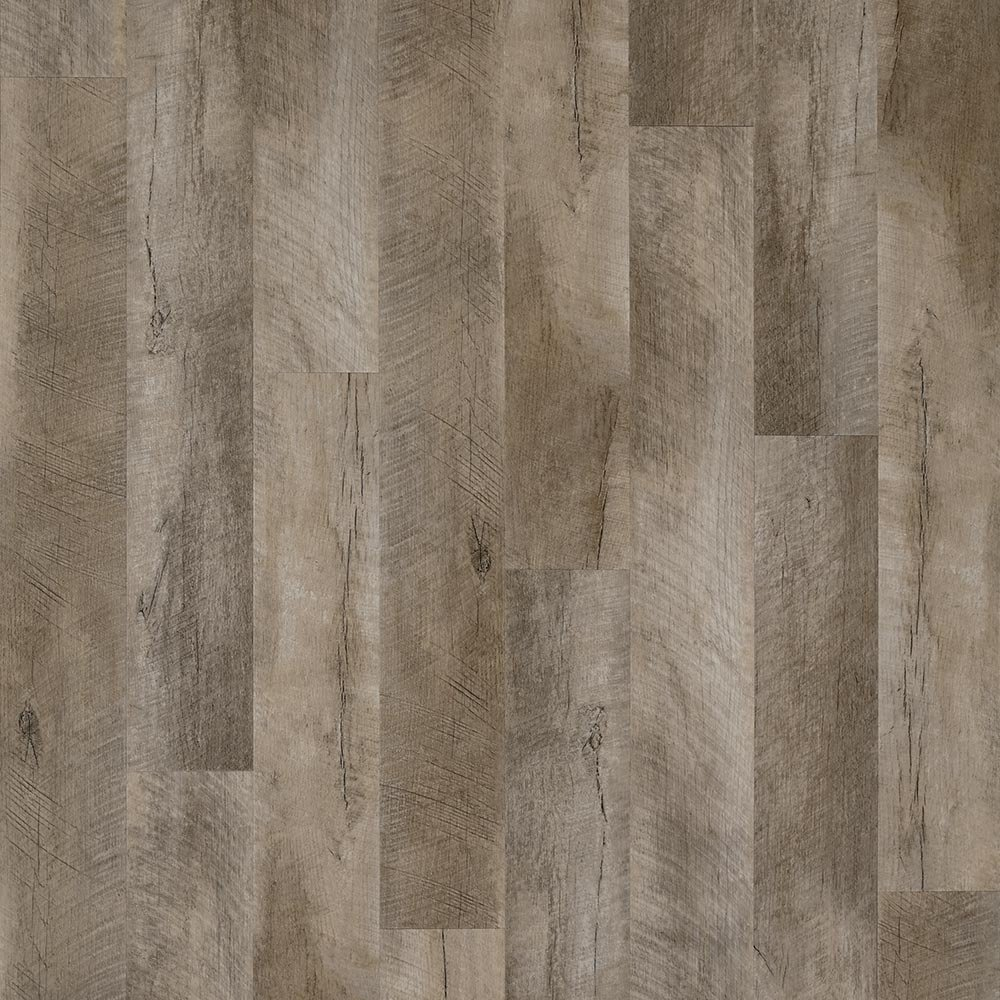 Mannington Hardware ALP643 Adura Glue Down Distinctive Collection Luxury Seaport Vinyl Plank Flooring, Wharf
