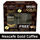 Nescafe Gold Promo Pack, 100g with Free Glass Cup