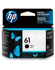 HP 61 Black Ink Cartridge (CH561WN) for HP Deskjet 1000 1010 1012 1050 1051 1055 1056 1510 1512 1514 1051 2050 2510 2512 2514 2540 2541