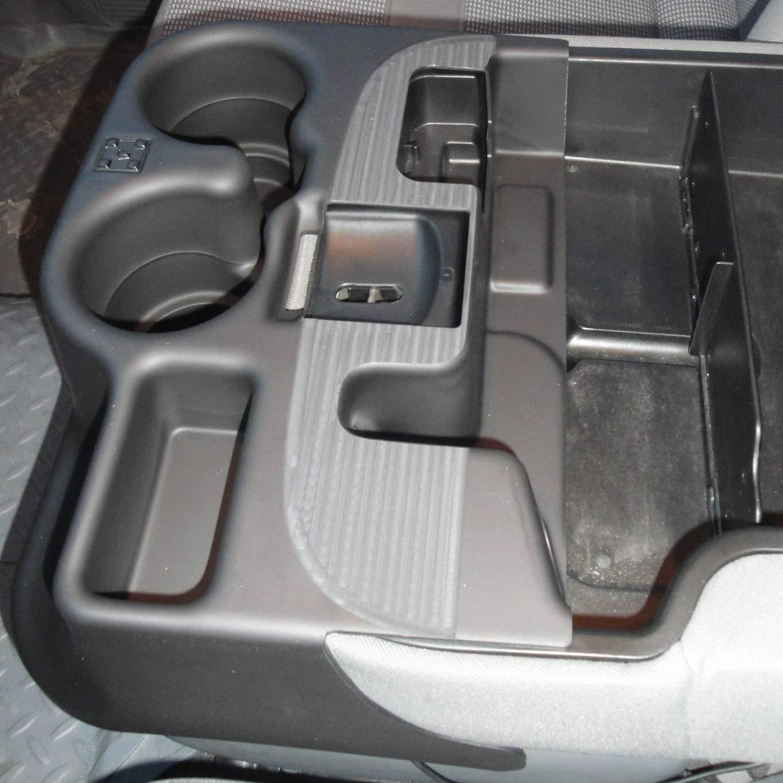 Semoic Console di Stoccaggio Console Portabicchieri Portabicchieri per Dodge RAM 2500 3500 2003-2012