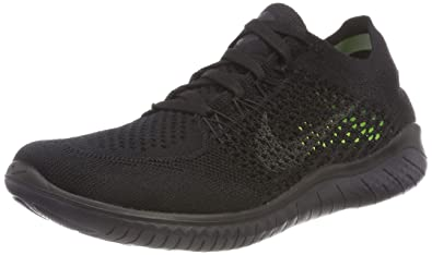 buy popular 8650e 5a99f Nike Women s Free Rn Flyknit 2018 Running Shoe nk942839 002 (5.5 B(M)