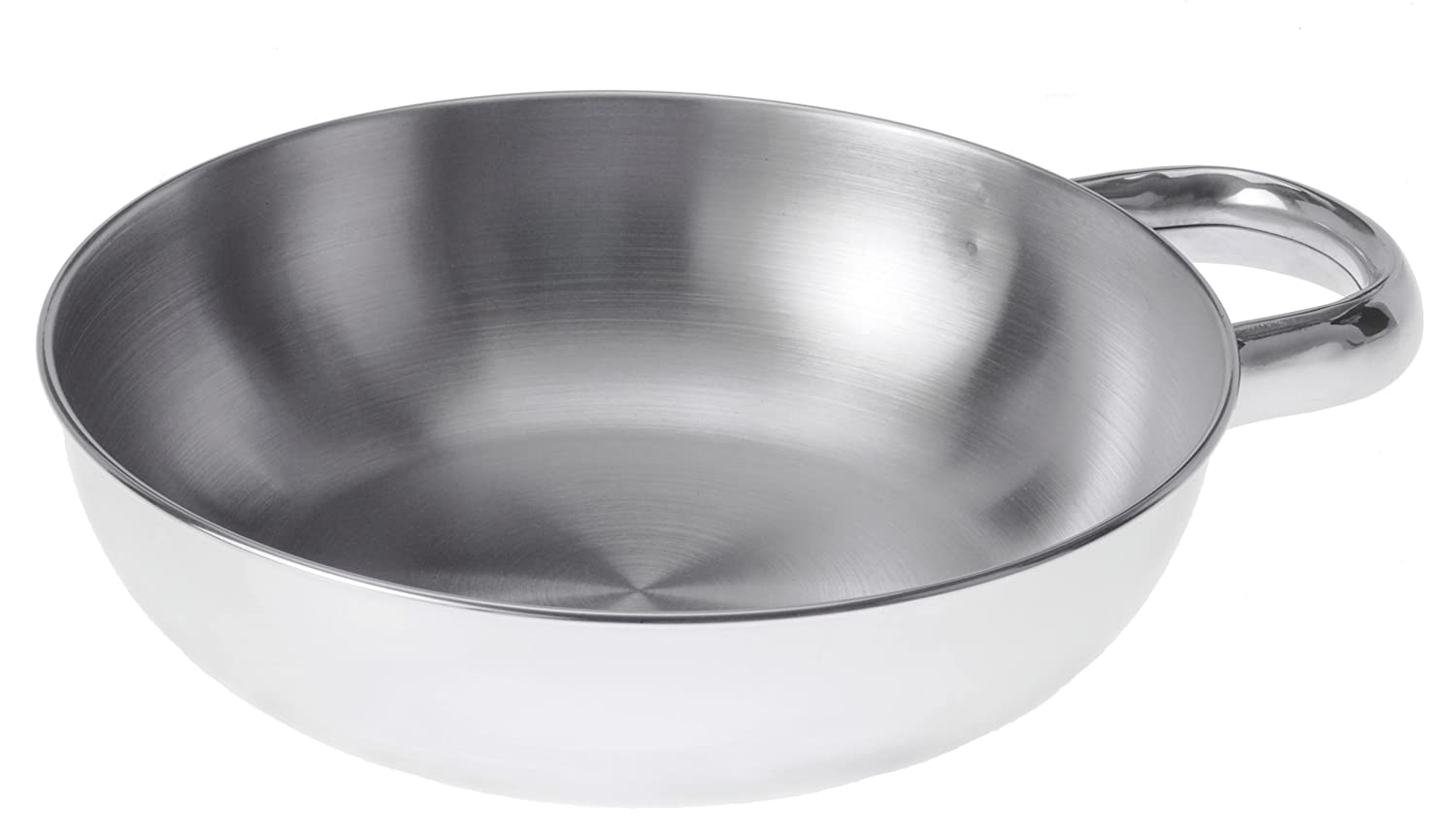 GSI Outdoors Glacier Stainless Bowl with Handle 62118