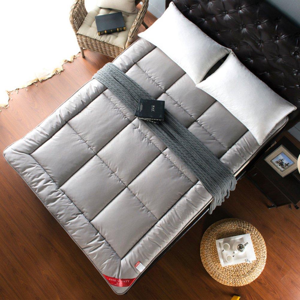 G 120x200cm(47x79inch) Thicken Student Dormitory Mattress,Household Double Tatami Mattress Stilvoll Comfortable Four Season Floor Mattress-o 180x200cm(71x79inch)