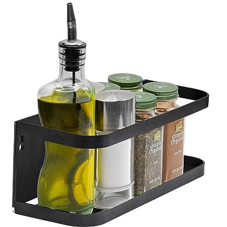 Sorbus - Organizador magnético para especias, para nevera, estante ...