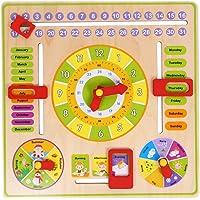 cognitive calendario orologio multifunzione Siding prima educazione giocattoli