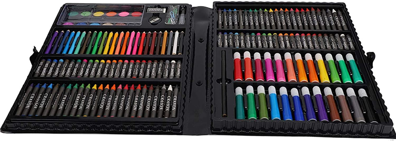 set di disegni per bambini studente di lettere compatto e portatile per colorare gli effetti dellacquerello dellartista fatto a mano Protezione ambientale Kit da disegno per bambini