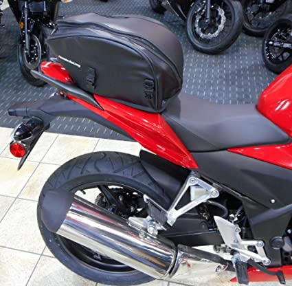 New 2015 2016 Honda CBR CBR300R CB300F 300 Motorcycle Passenger Seat Bag Luggage