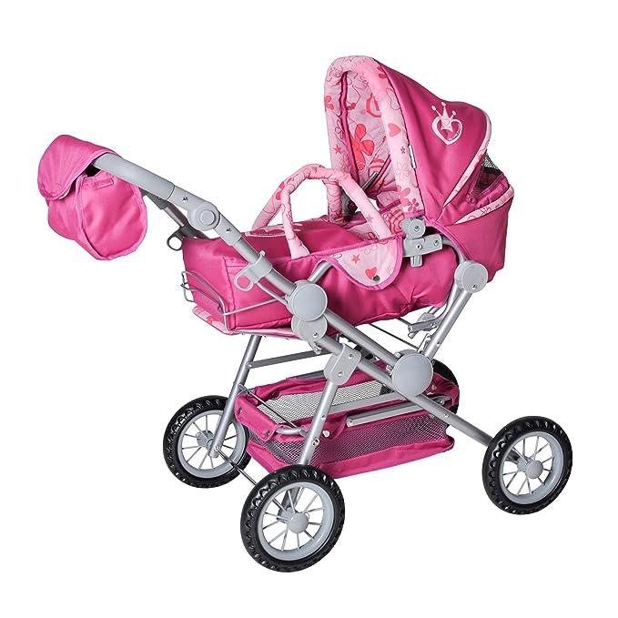 3 opinioni per Knorrtoys.com 10807 Twingo S Princess- Passeggino per bambola, colore: Rosa