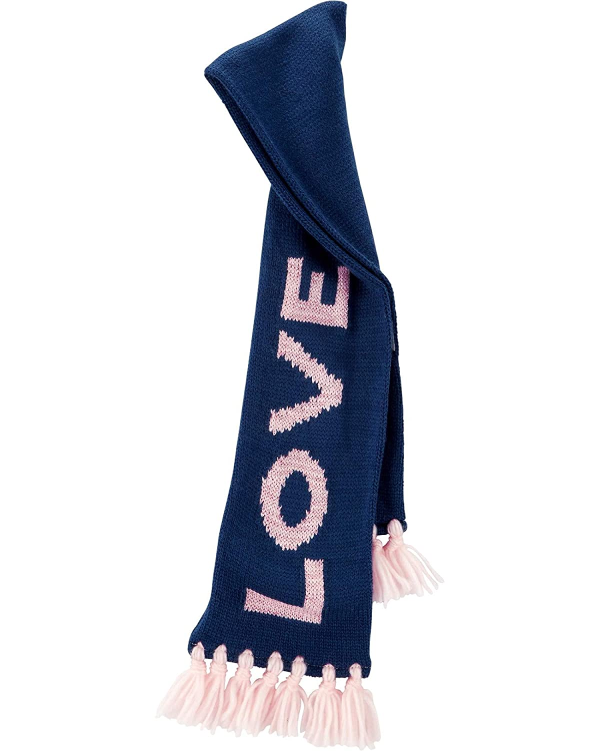 8-14 Years Carters Little Girls Sequin Love Scarf