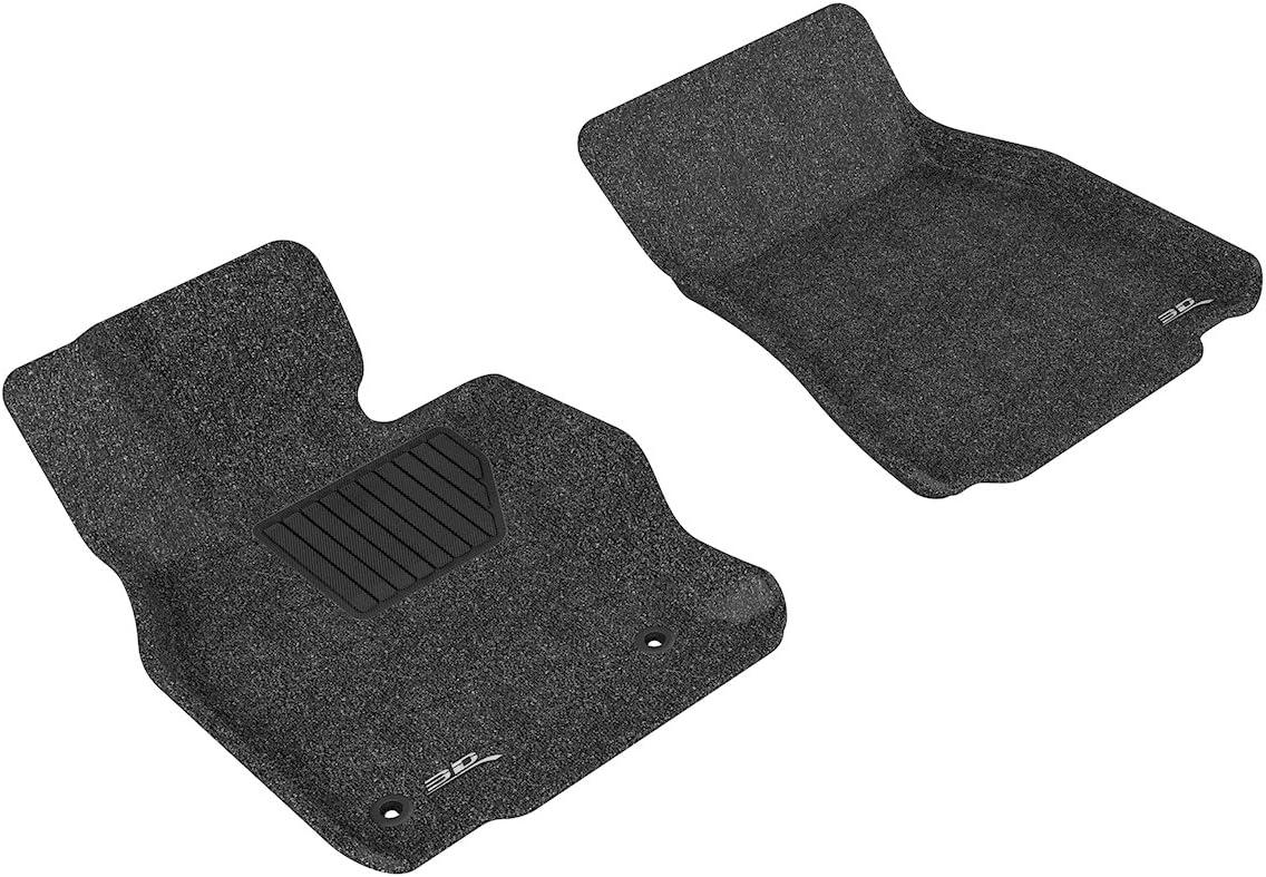 0433102 PantsSaver Custom Fit Car Mat 4PC Gray