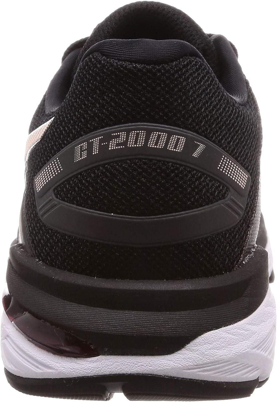ASICS Gt-2000 7, Scarpe da Running Donna Nero Black Breeze 004