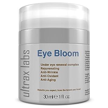 Amazon.com: Ultrax Labs - Crema de ojos para reparación de ...