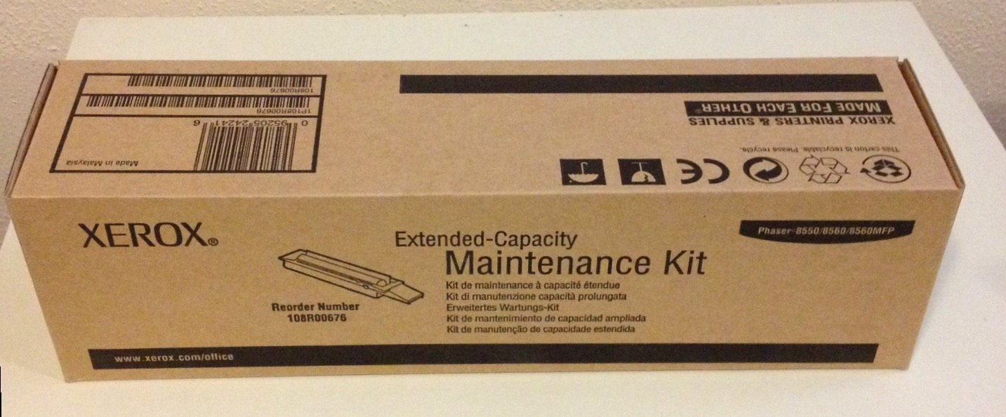 Xerox - Maintenance Kit for Phaser 8500/8550/8560/8560MFP, Extended Capacity 108R00676 (DMi KT 108R00676_azty