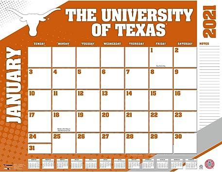 Images of University Of Texas Calendar 2021-2022
