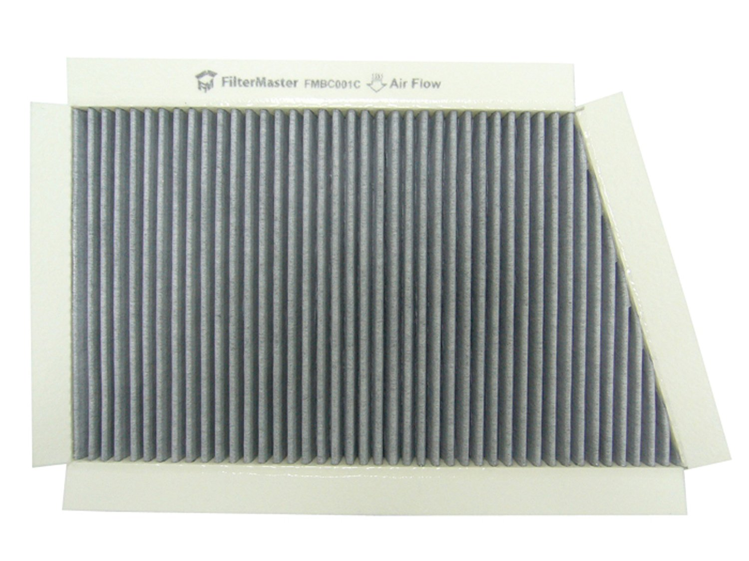 FilterMaster FMB-C001C Activated Carbon Cabin Air Filter for Mercedes-Benz C-Class