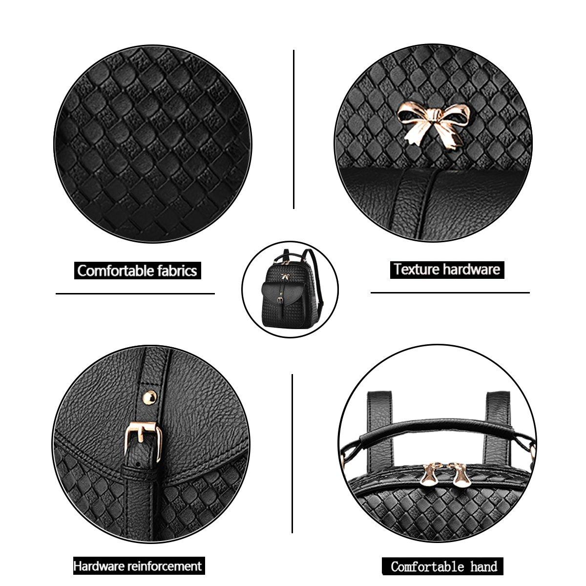 Tisdaini Womens Handbag Business Womens Handbag Fashion Woolen Shoulder Messenger Bag Womens Handbag Wallets