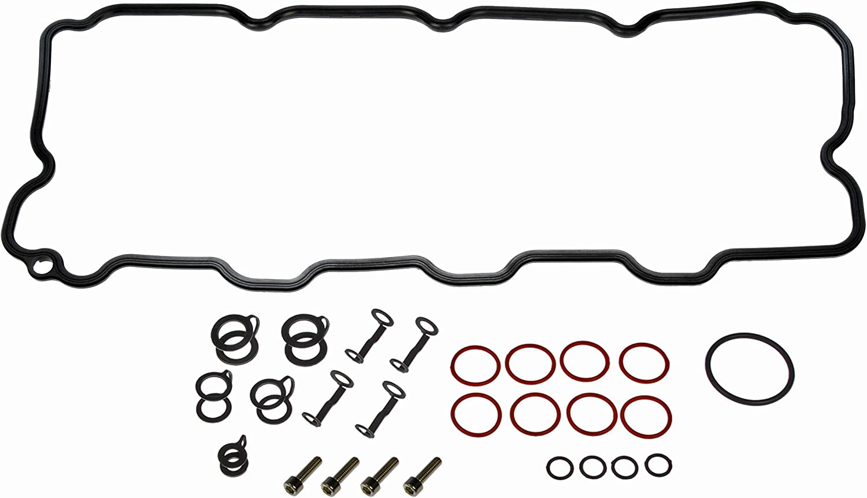 01-04 Chevrolet//GMC 6.6L Duramax LB7 Valve Cover Gasket//Injector Service Kit
