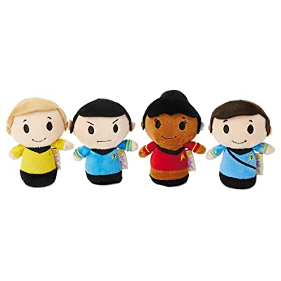 Hallmark itty bittys Star Trek 50th Anniversary Collector Set: Home & Kitchen