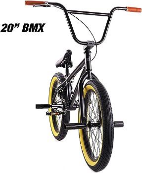 "Elite 20"" & 16"" BMX Bikes"