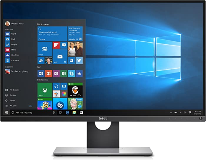 "Dell UP2716D 27"" Screen LED-Lit Monitor"