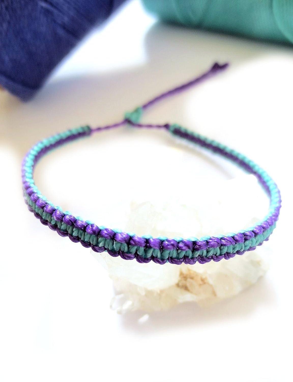 bracelet bresilien plat