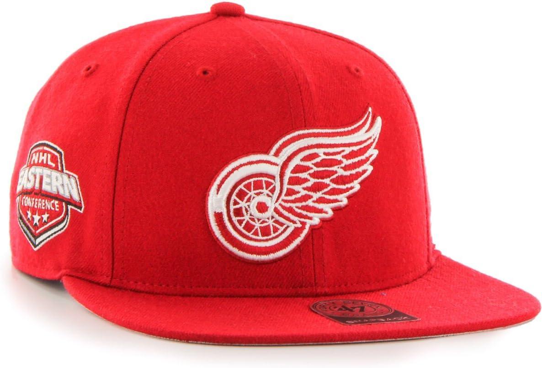 '47 NHL Washington Capitals Knockaround Hood Detroit Red Wings