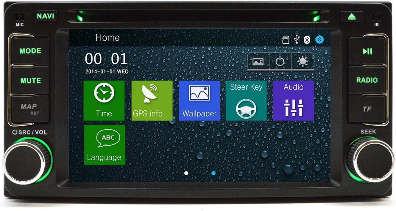 OttoNavi Scion XB 04-11 In Dash Multimedia GPS Navigation Bluetooth Touch Screen Radio