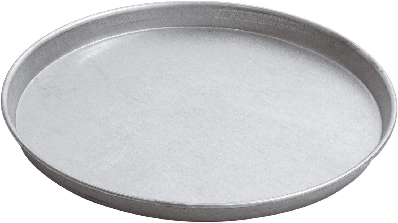 takestop® - Molde bajo para Pizza de Aluminio cónico para Horno ...