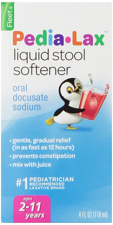 Amazon.com Pedia-Lax Liquid Stool Softener 4 Ounce (Pack of 3) Health u0026 Personal Care  sc 1 st  Amazon.com & Amazon.com: Pedia-Lax Liquid Stool Softener 4 Ounce (Pack of 3 ... islam-shia.org