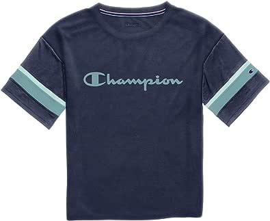 Champion Women's Gym Issue Football Tee