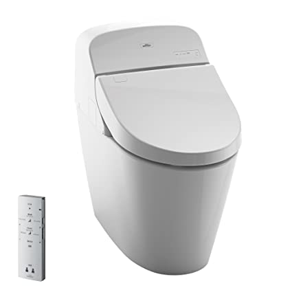 Toto Ms920cemfg 01 1 28 Gpf 0 9 Gpf Washlet With Integrated Toilet