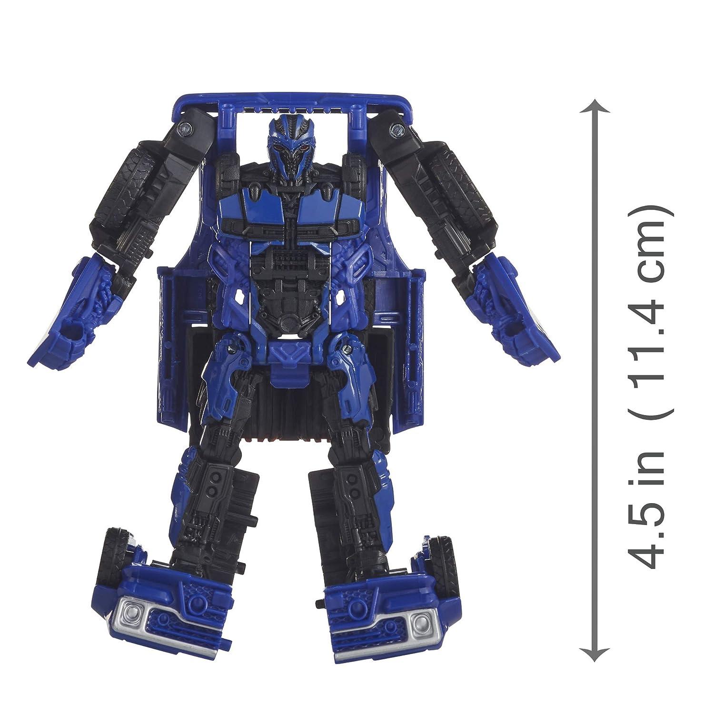 Transformers E0753ES0 Verwandelbares Polizeiauto Hasbro