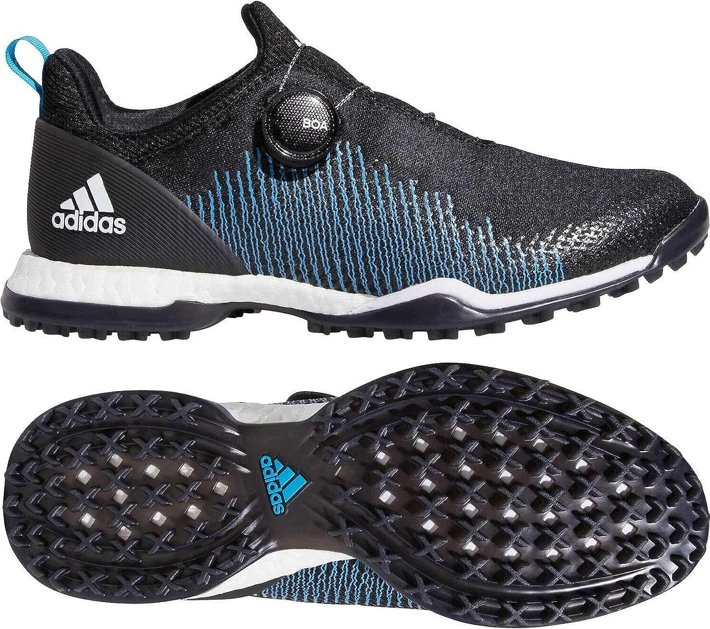 [アディダス] レディース ゴルフ Women's FORGEFIBER BOA Golf Shoes [並行輸入品] 7.5  B07TF7MD27