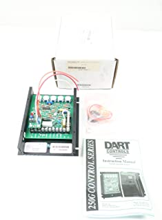 product image for DART CONTROLS 253G-200C-7 DC Drive 120/240V-AC 0-90/180V-DC D622025