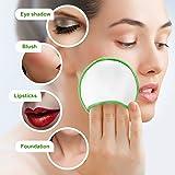 Reusable Makeup Remover Pads - 18 Pcs Organic