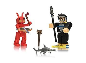 Amazon.com: Roblox – Juegos locos: Adam y Ninja Assassin ...