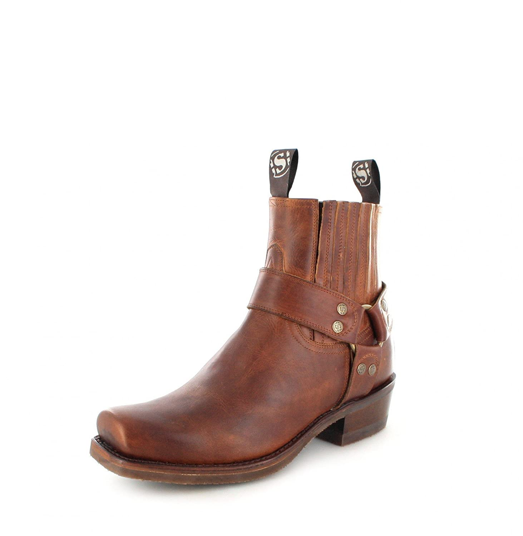 Sendra Boots 8286 - Biker Boots de cuero unisex39 EU|Evo Tang