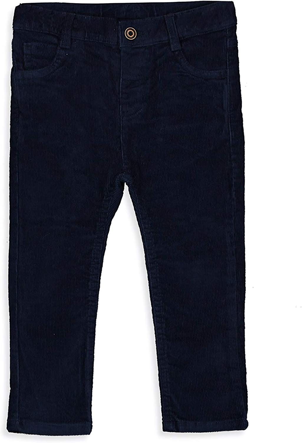 LC WAIKIKI Baby Corduroy Trousers Slim Fit for Boys
