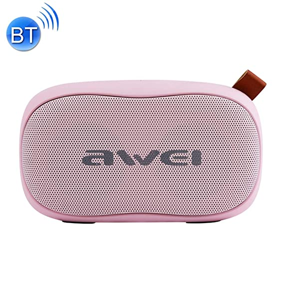 Support TF Card/AUX Consumer YHM awei Y900 Mini Portable Wireless Bluetooth Speaker Noise Reduction Mic Black+Yellow Color : White