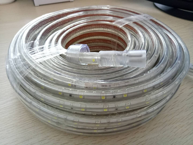 Amazon.com : GuoTonG 50ft/15m LED Strip Rope Lights, Waterproof ...